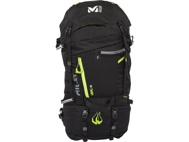 b6dd5cb6e16 Millet Ubic 30 Backpack black at Addnature.co.uk